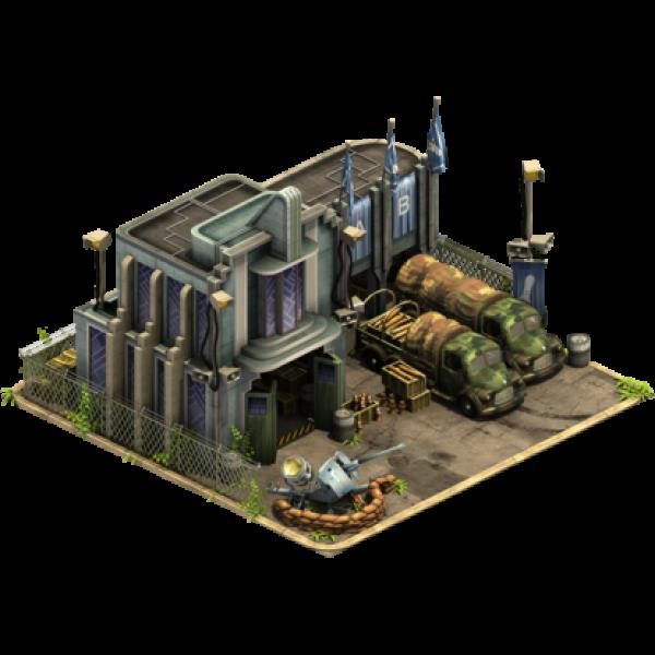 База гранатомётчиков
