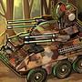 Гусеничные машины