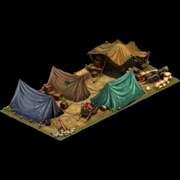 Лагерь рейнджеров
