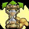 Массовое ускорение производства монет на 8 часов