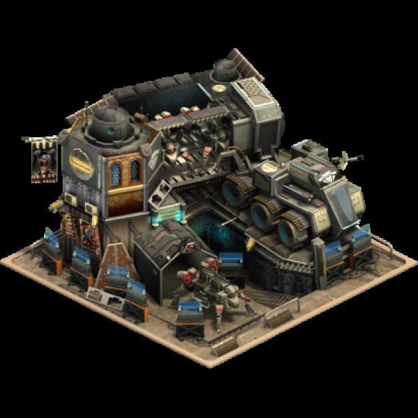 Завод бронеавтомобилей