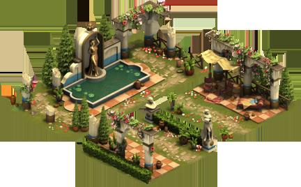 Классический сад