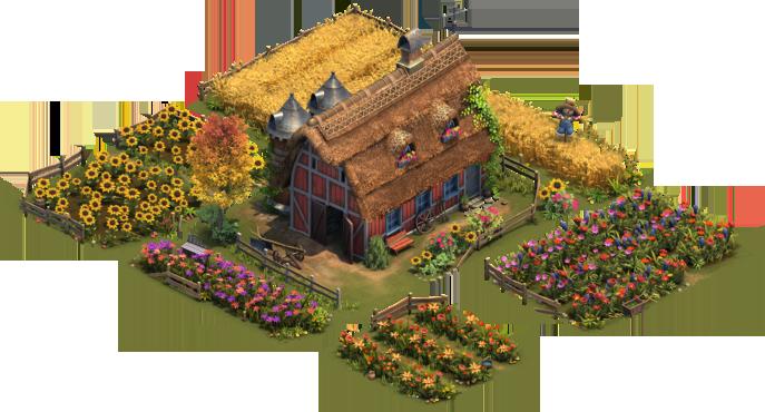 Урожайная ферма