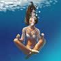 Подводная медитация