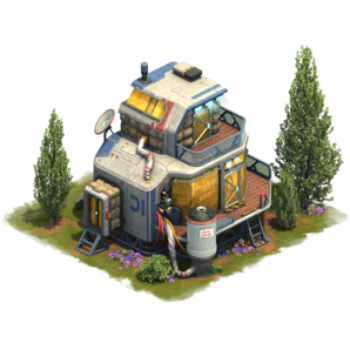 Адаптивный дом