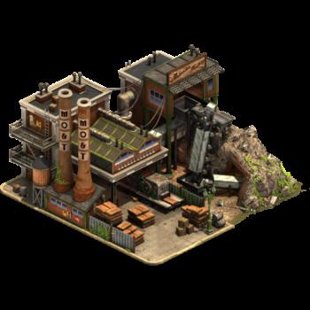 Асбестовая фабрика