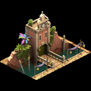 Часовая башня «Пьяцца»