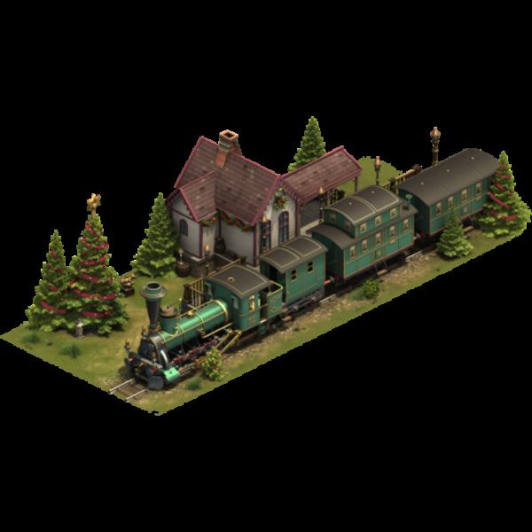 Зимний Поезд