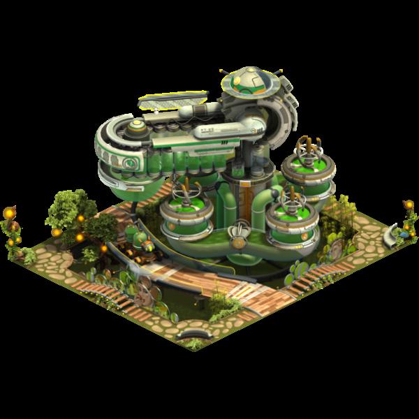 Ферма водорослей
