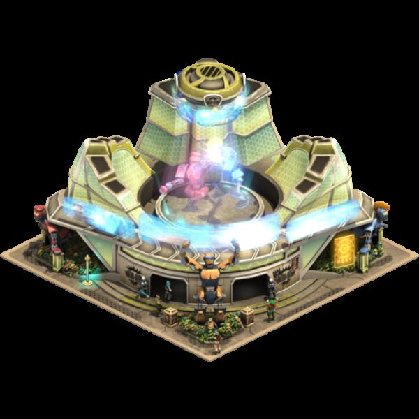 Голографическая арена