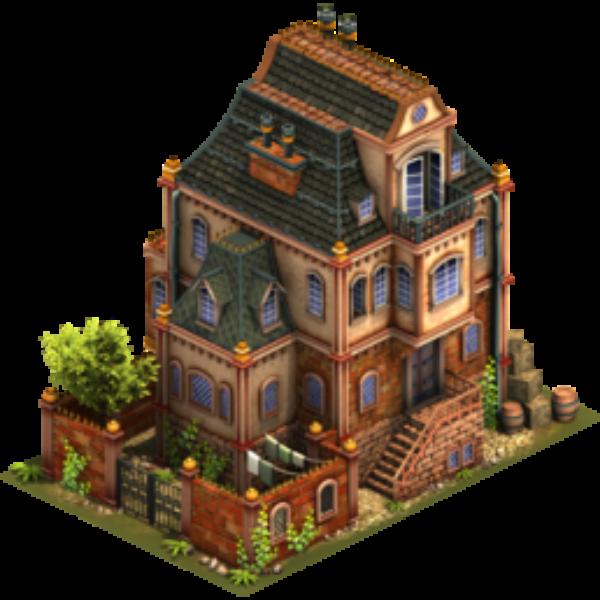 Городская резиденция