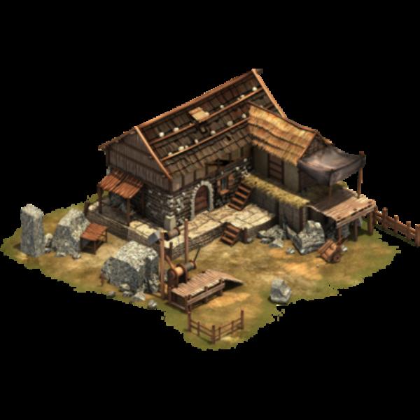 Гранитная каменоломня