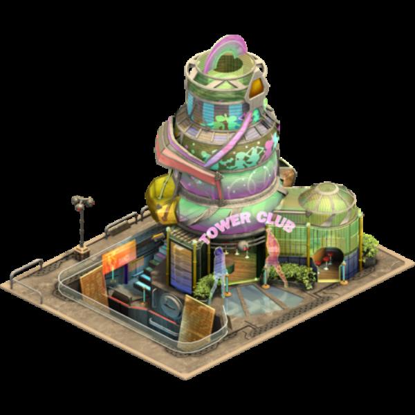 Клуб «Tower»