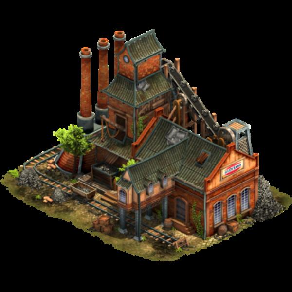 Коксовальный завод