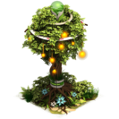 Люминисцентное дерево