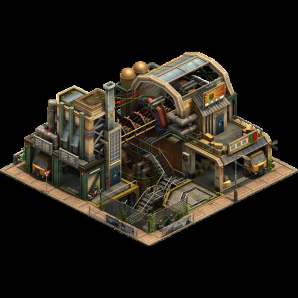 Магнитный завод
