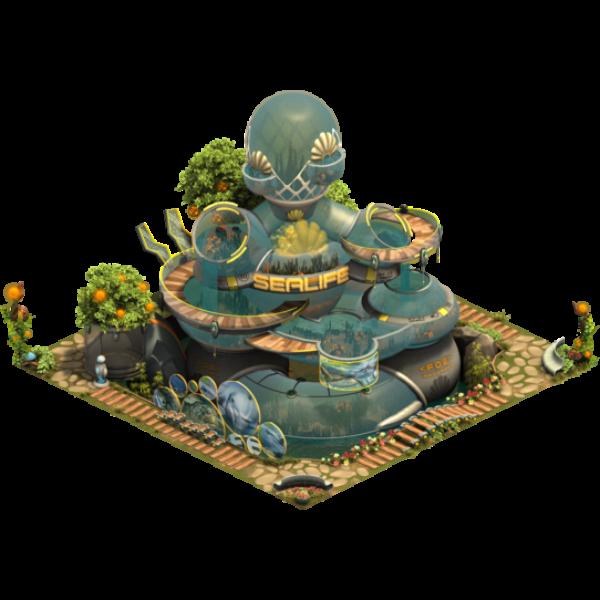 Морская башня
