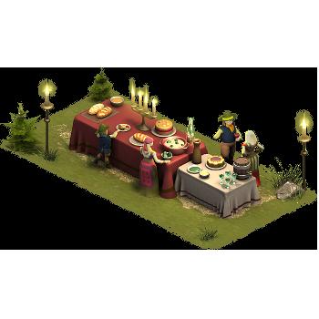 Шведский стол