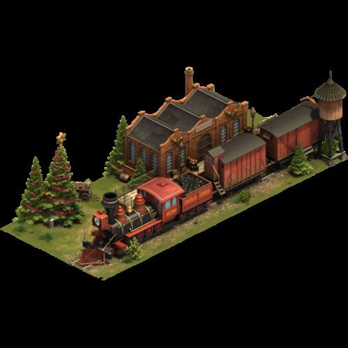 Саночный поезд