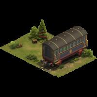 Спальный вагон