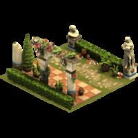 Статуи для классического сада