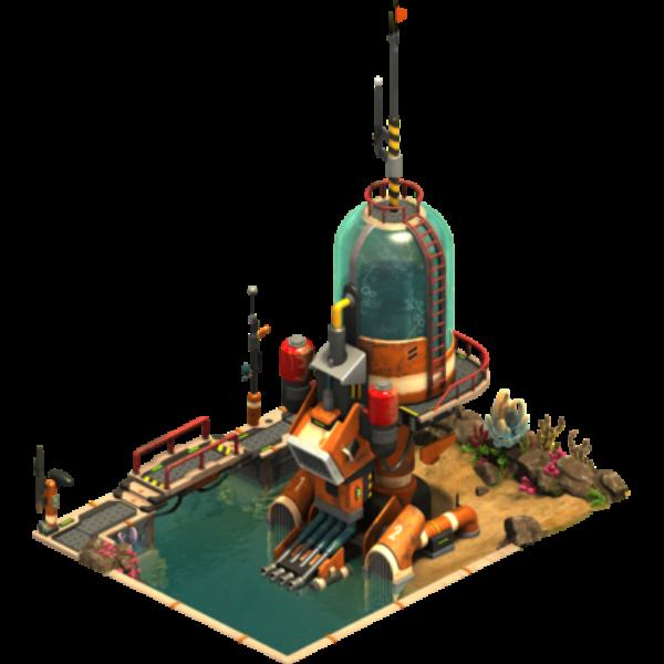 Водонапорный купол