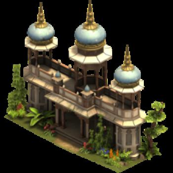 Ворота фонтана слонов