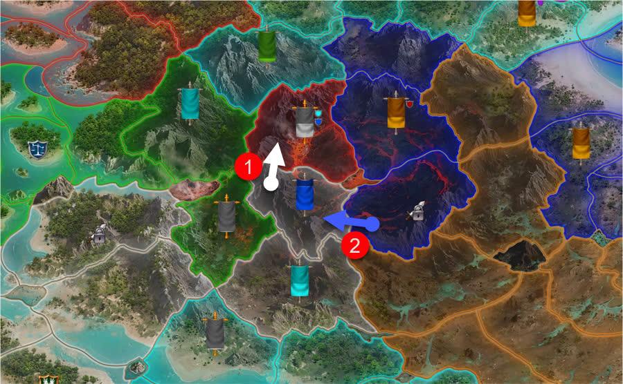 Оборона провинций