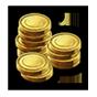 Приток монет