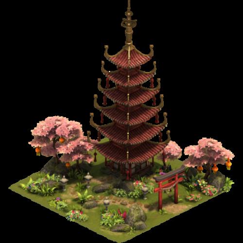 Пагода огня