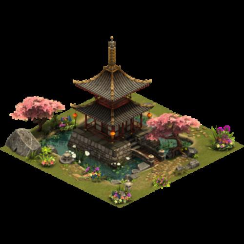 Пагода — ур. 2