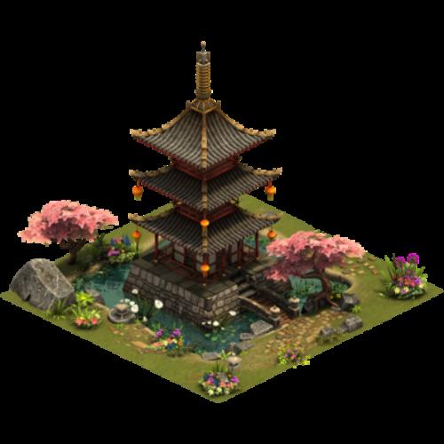 Пагода — ур. 3