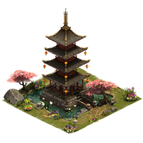 Пагода — ур. 4