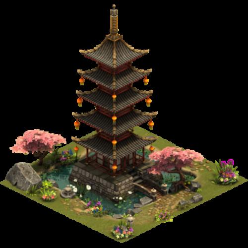 Пагода — ур. 5