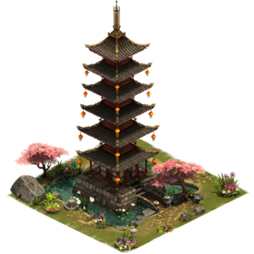 Пагода — ур. 6
