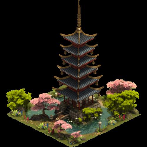 Пагода воды