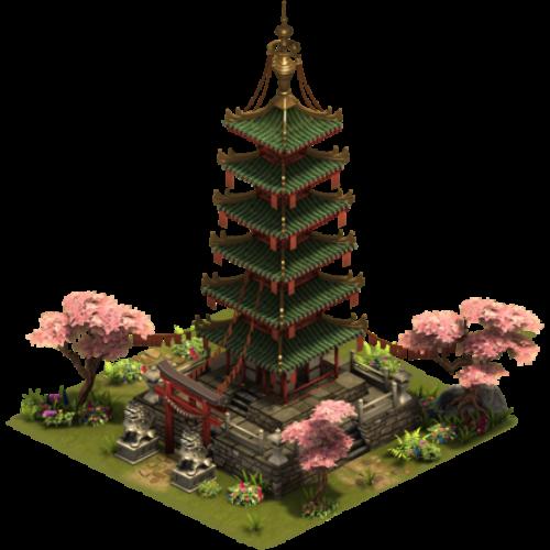Пагода земли