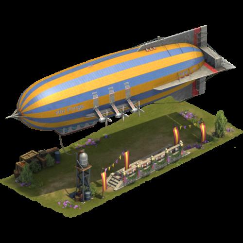 Воздушное судно — ур. 11