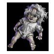 Серебряная игрушка 3