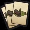 Набор выбора вагонов для зимнего поезда