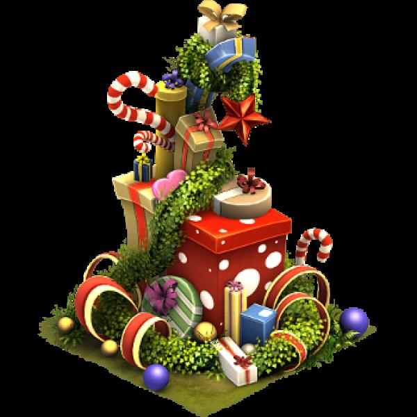Башня подарков