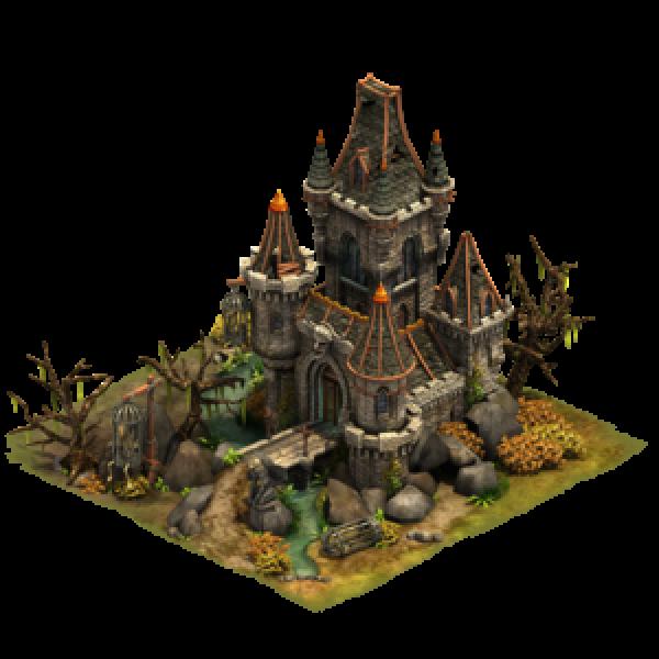 Башня с привидениями