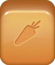 Оранжевый блок