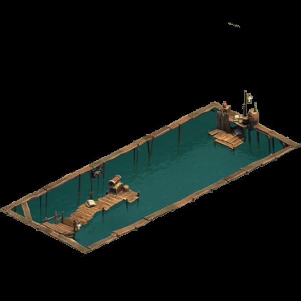 Рыбацкий пирс